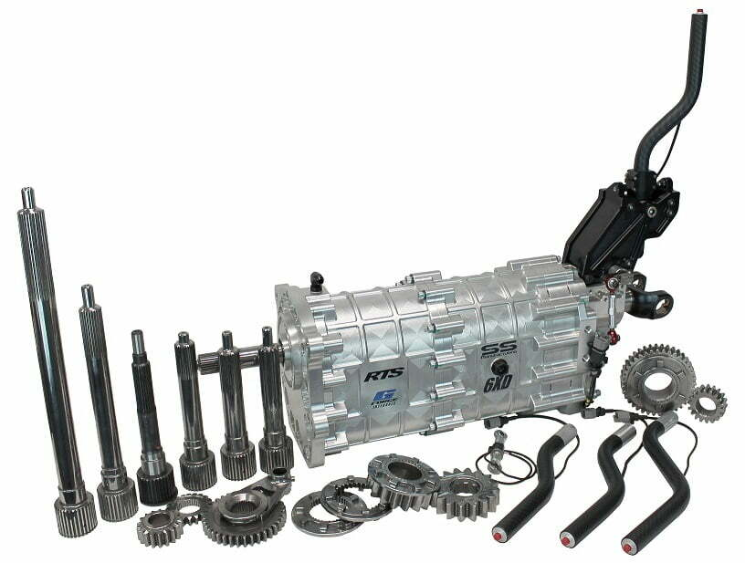 6XD Sequential Gearbox