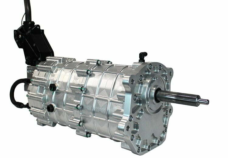 6XD Sequential Gearbox Applications