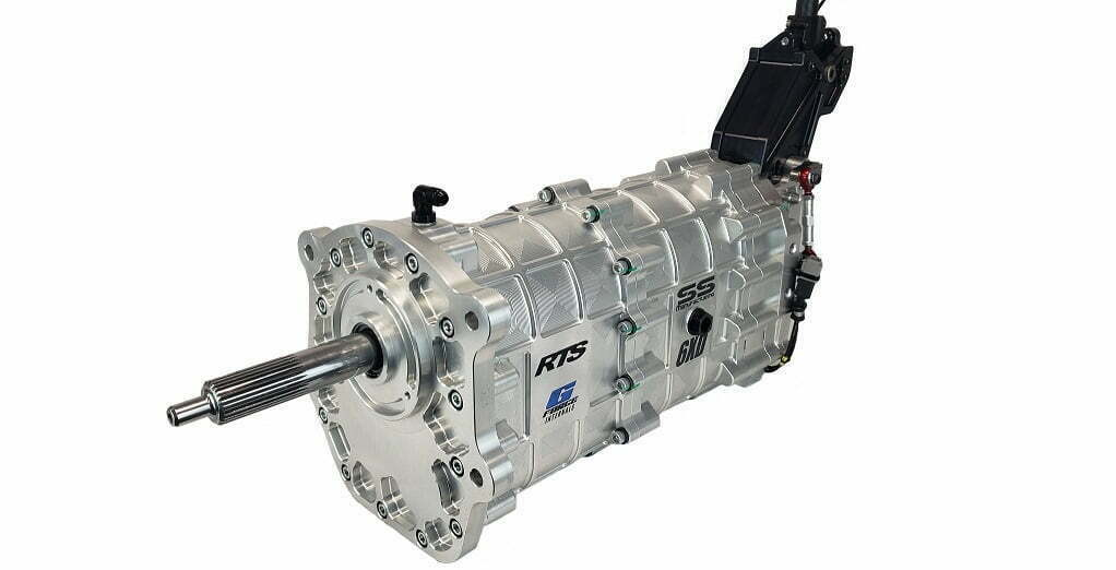 6XD Sequential Racing Gearbox