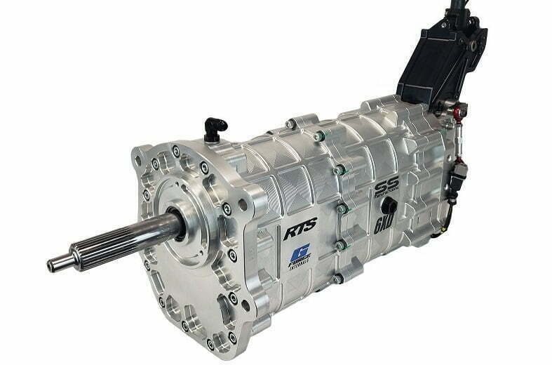 6XD Sequential Racing Gearbox Applications